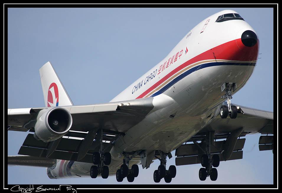 China Eastern Cargo 747 B-2425