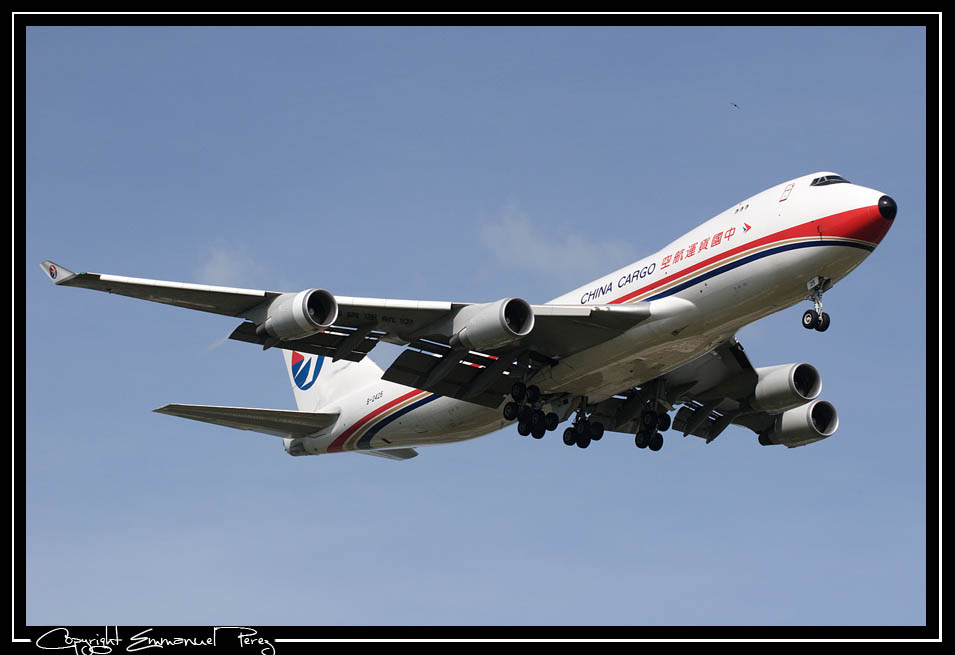 China Eastern Cargo 747 B-2425 Part 2