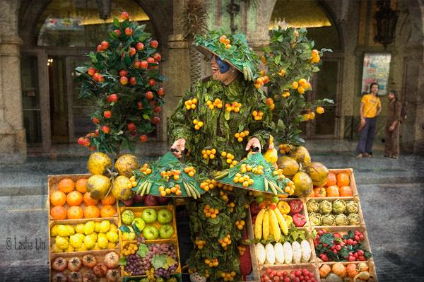China Fruit