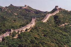 China-Impression/ Mauer