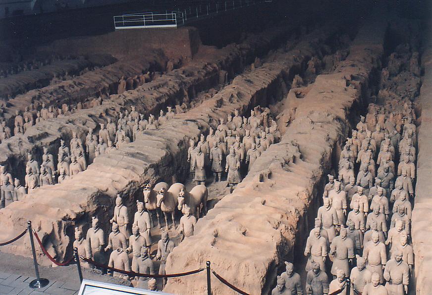China-Impression/ Terracotta-Armee