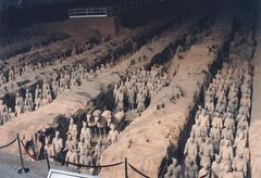 China-Impression/ Terracotta-Armee