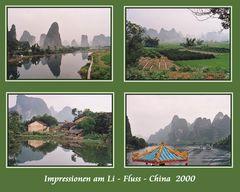 China - Impressionen 2000