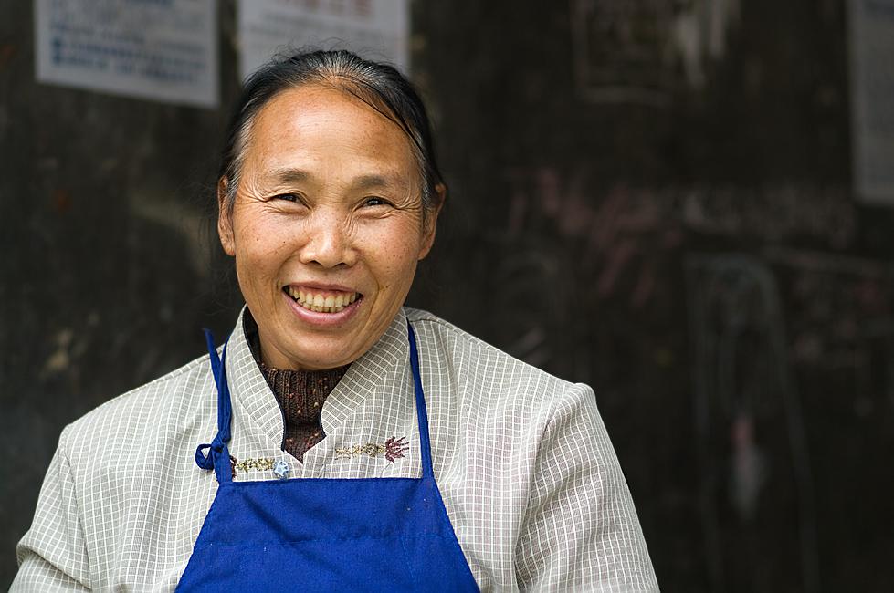 China lacht #3