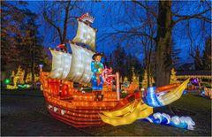 China lights im Europa Park  3