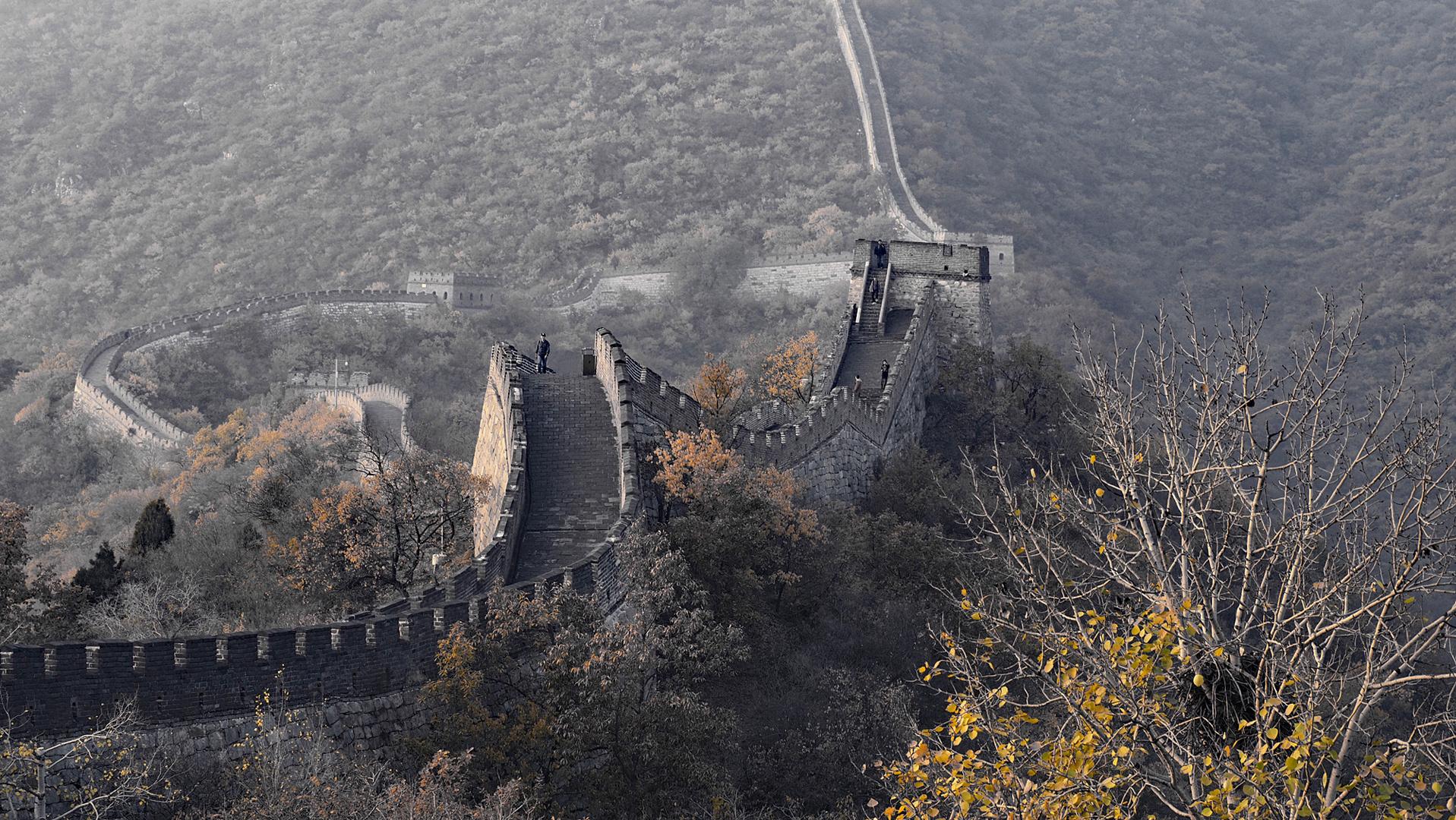 China Mauer