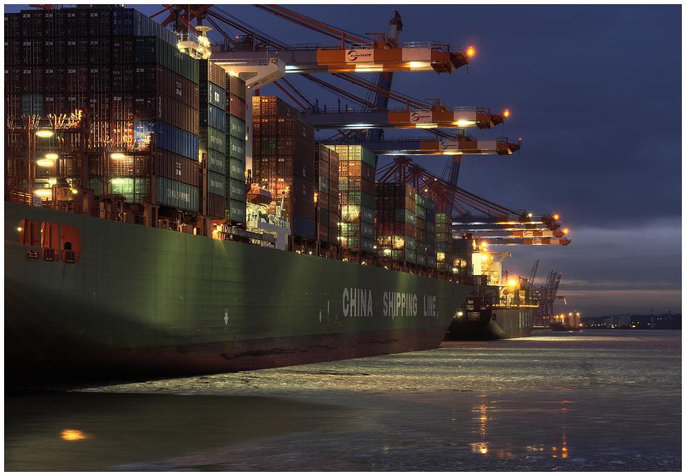 CHINA SHIPPING LINE...