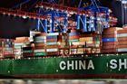 ...China Shipping Line...