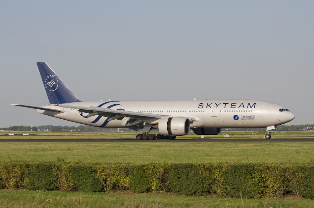China Southern Airlines - Boeing 777-21B/ER