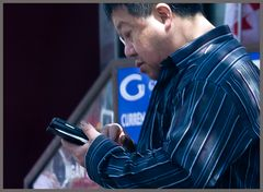 chinatown moments (3) - streetside accounting