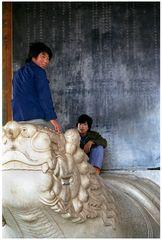 Chine : Tombeaux impériaux de l'Est (3)