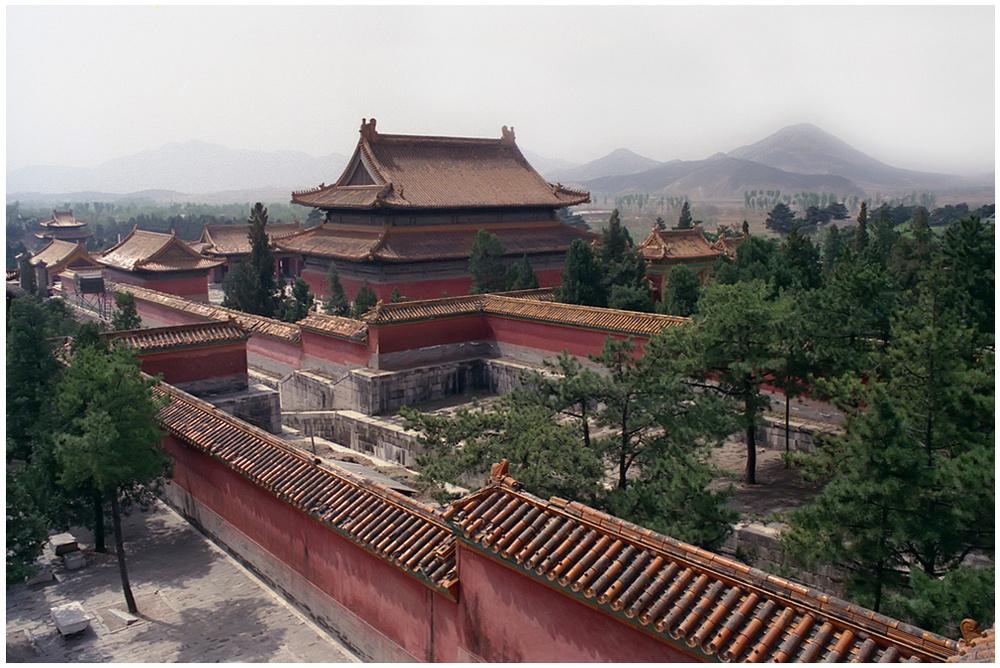 Chine : Tombeaux impériaux de l'Est