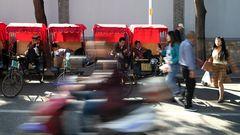 Chinese Ghost Stories III - Rush Hour