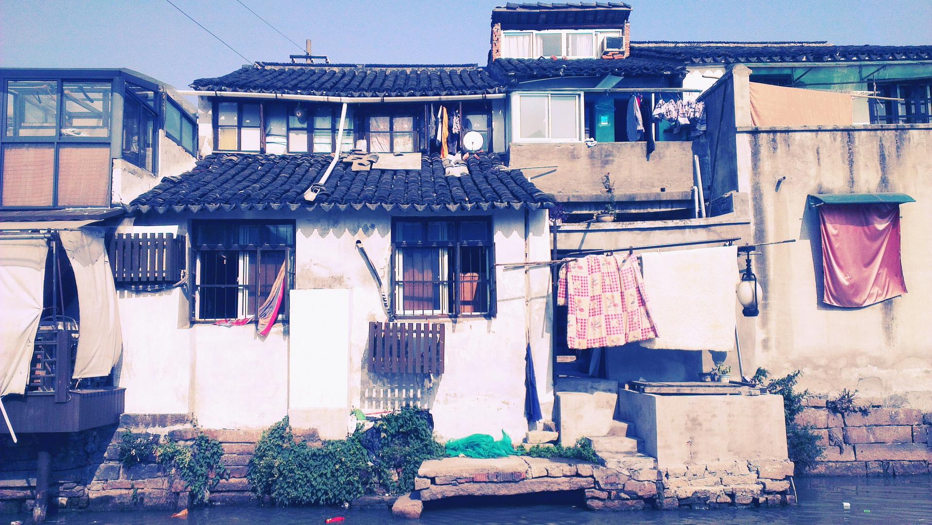 Chinese Life - Suzhou, China