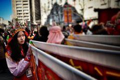 Chinese New Parade - 13ieme Arrondissment