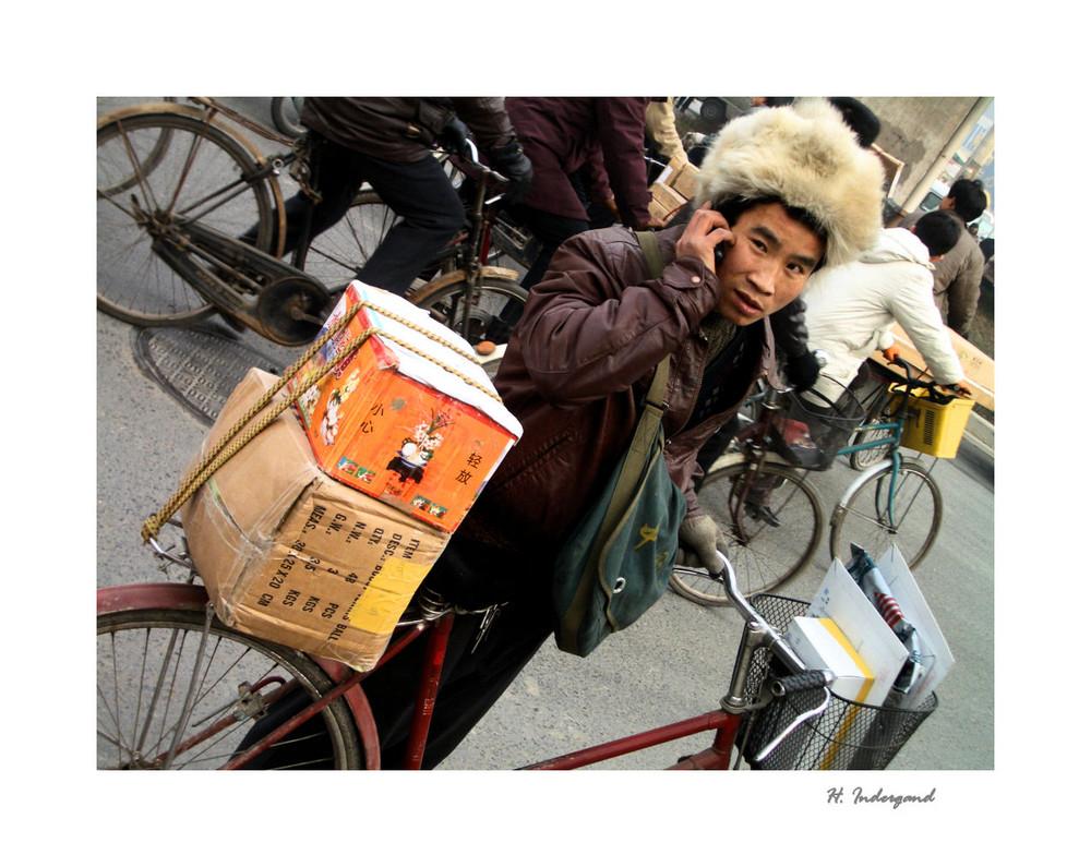 chinese postman