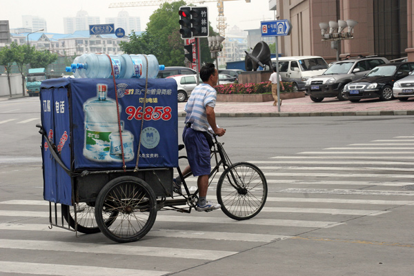 Chinese way of delivery