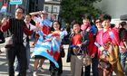 Chinesen im Tour de Luxembourg