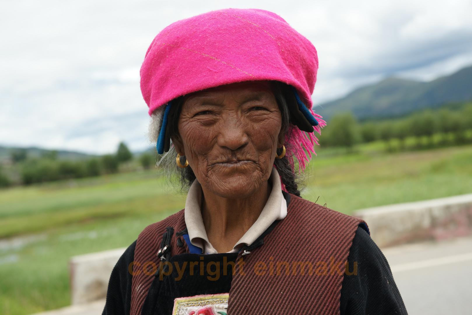 Chinesin in Sichuan Provinz Foto & Bild | erwachsene
