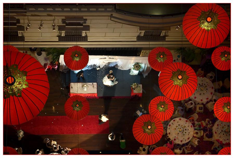 Chinesische Hochzeit, oder...