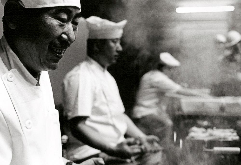 Chinesische Küche..