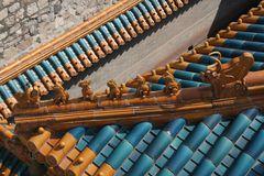 Chinesische Mauer: Detail ;-)