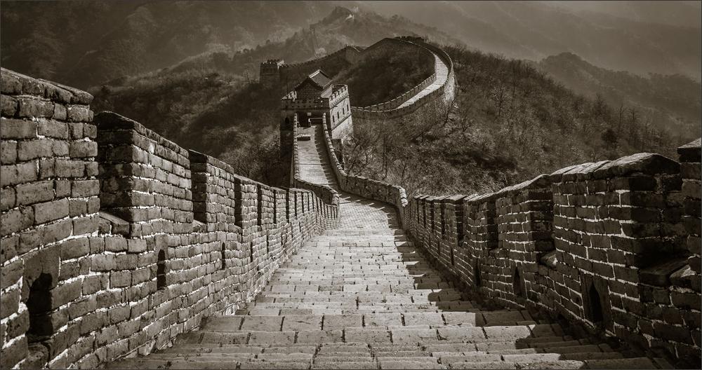 ~ Chinesische Mauer ~