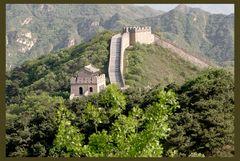Chinesische Mauer...