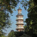 Chinesische Pagode in Oranienbaum