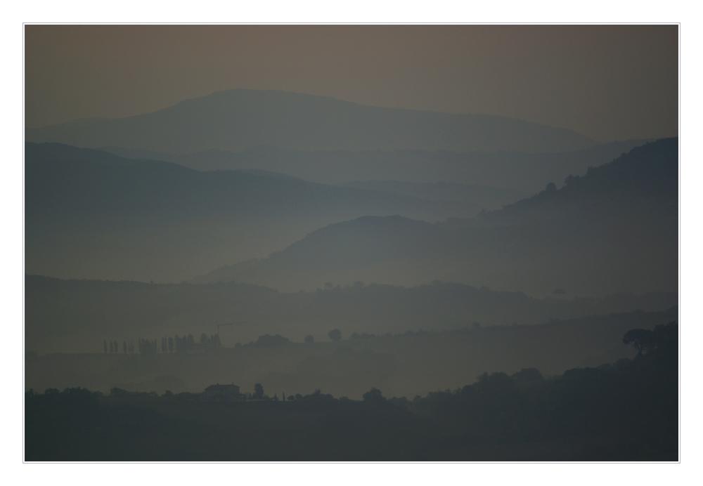 chinesische Toscana
