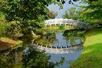 chinesische( weiße ) Brücke - mein Beitrag zum Spiegeltag