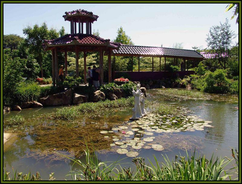"""""""Chinesischer Garten 2"""""""
