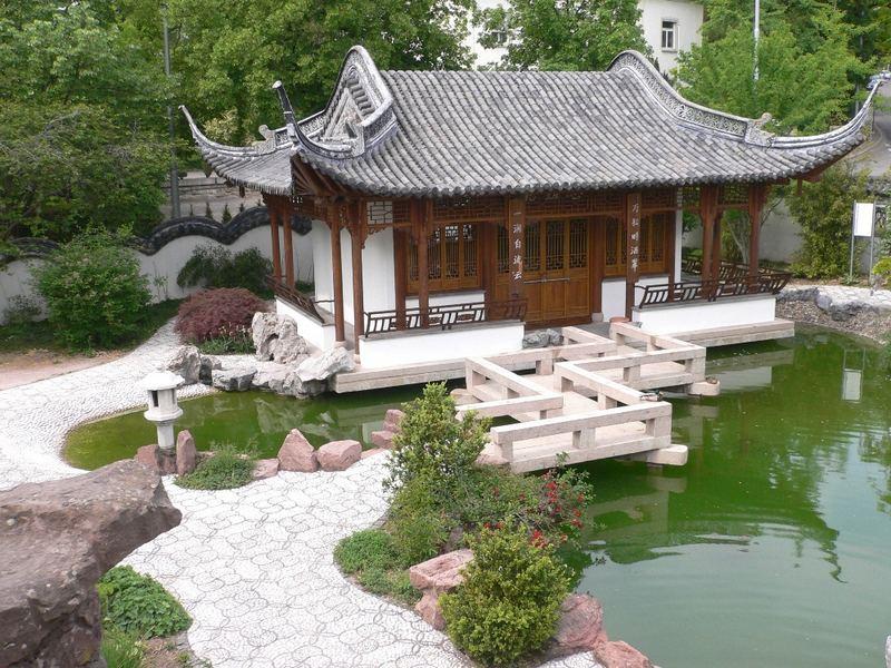 Chinesischer Garten 3