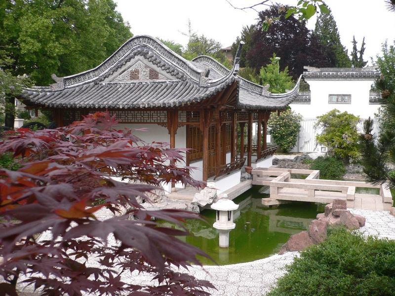 Chinesischer Garten 4