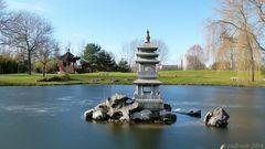 Chinesischer Garten in Berlin 1