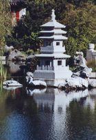 Chinesischer Garten in Berlin