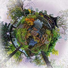 Chinesischer Garten in Frankfurt am Main