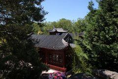 chinesischer Garten in Weissensee