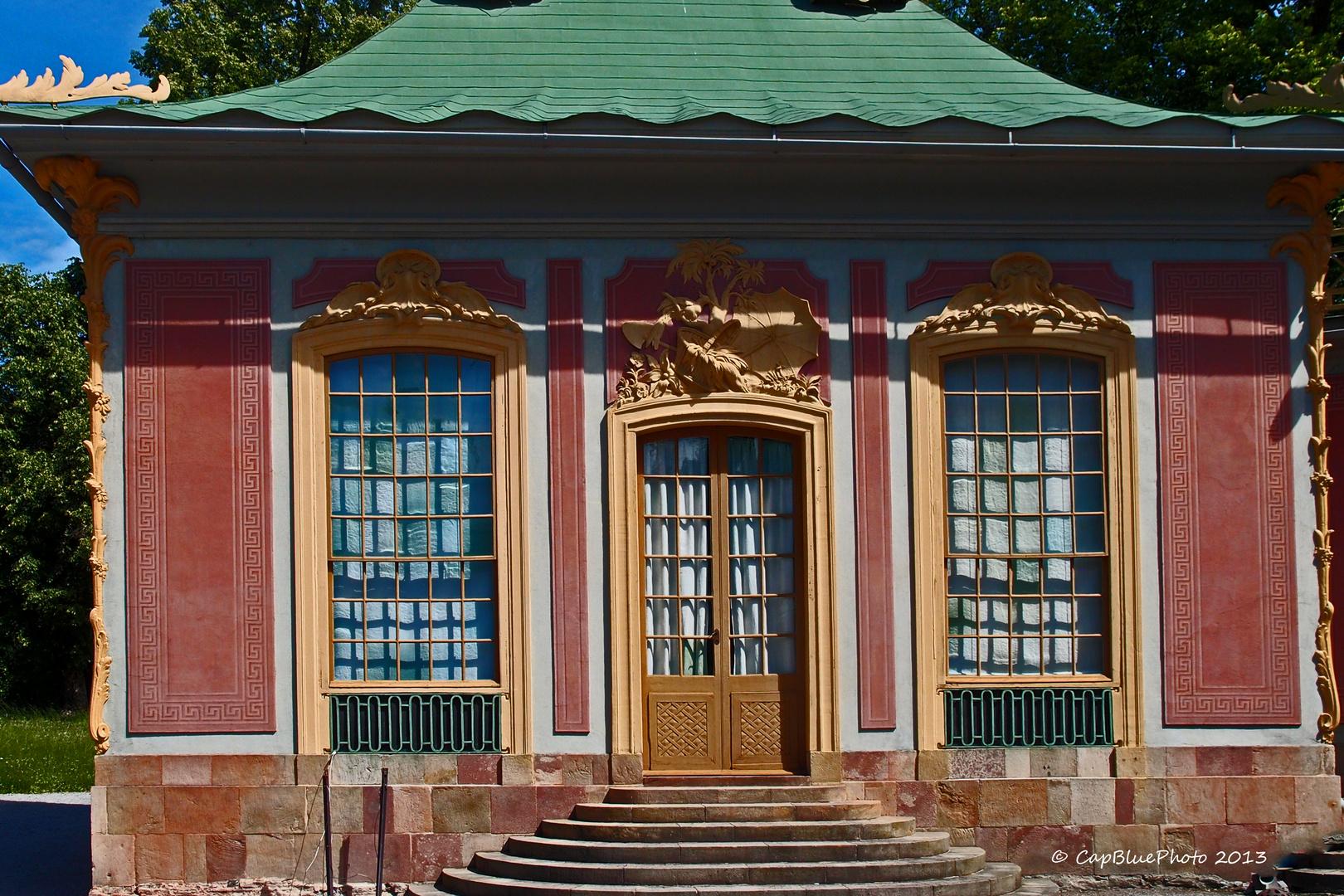 Chinesischer Pavillion in Schloß Drottningholm