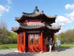 Chinesischer Pavillon in Berlin/ Marzahn