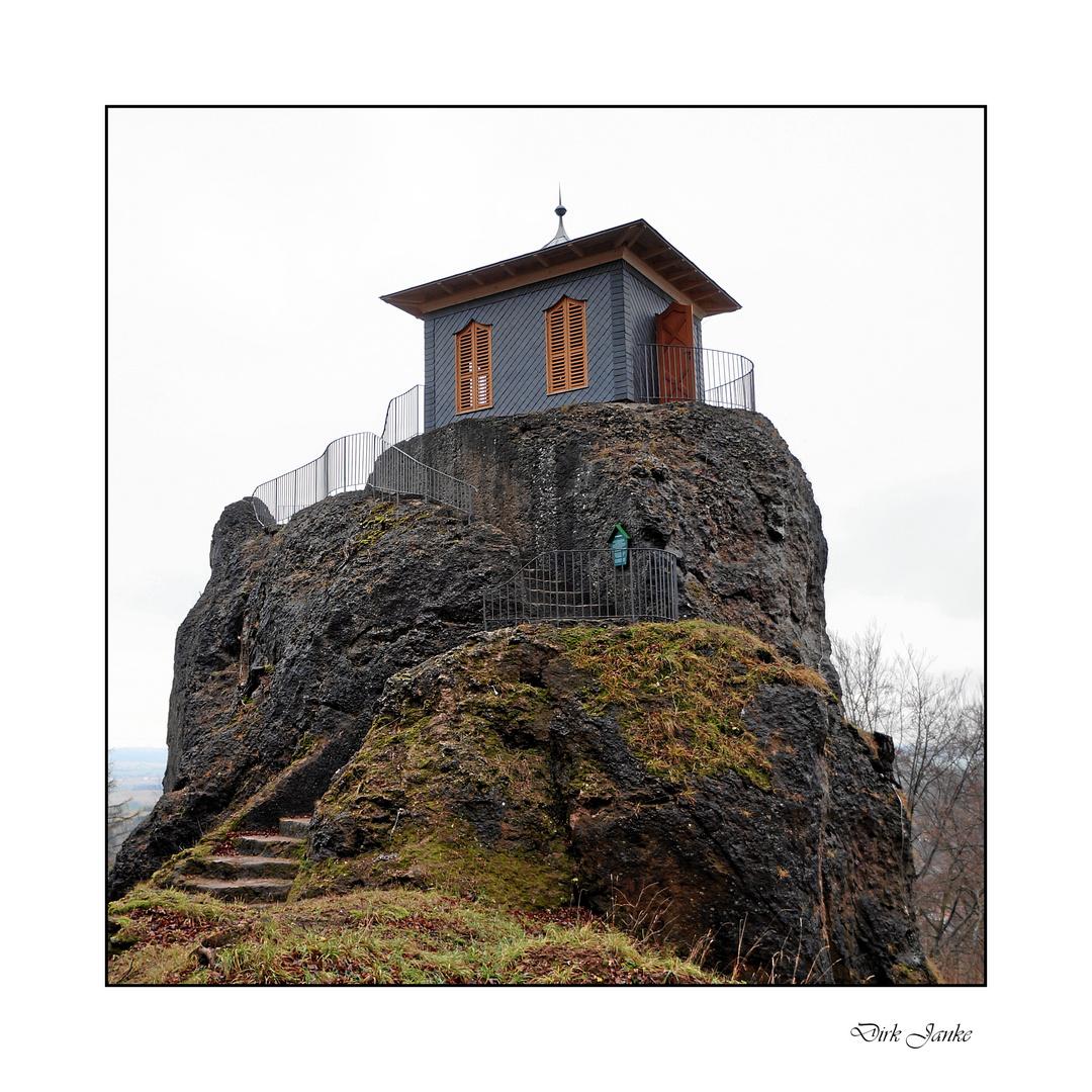 Chinesisches Häuschen im Schlosspark Altenstein