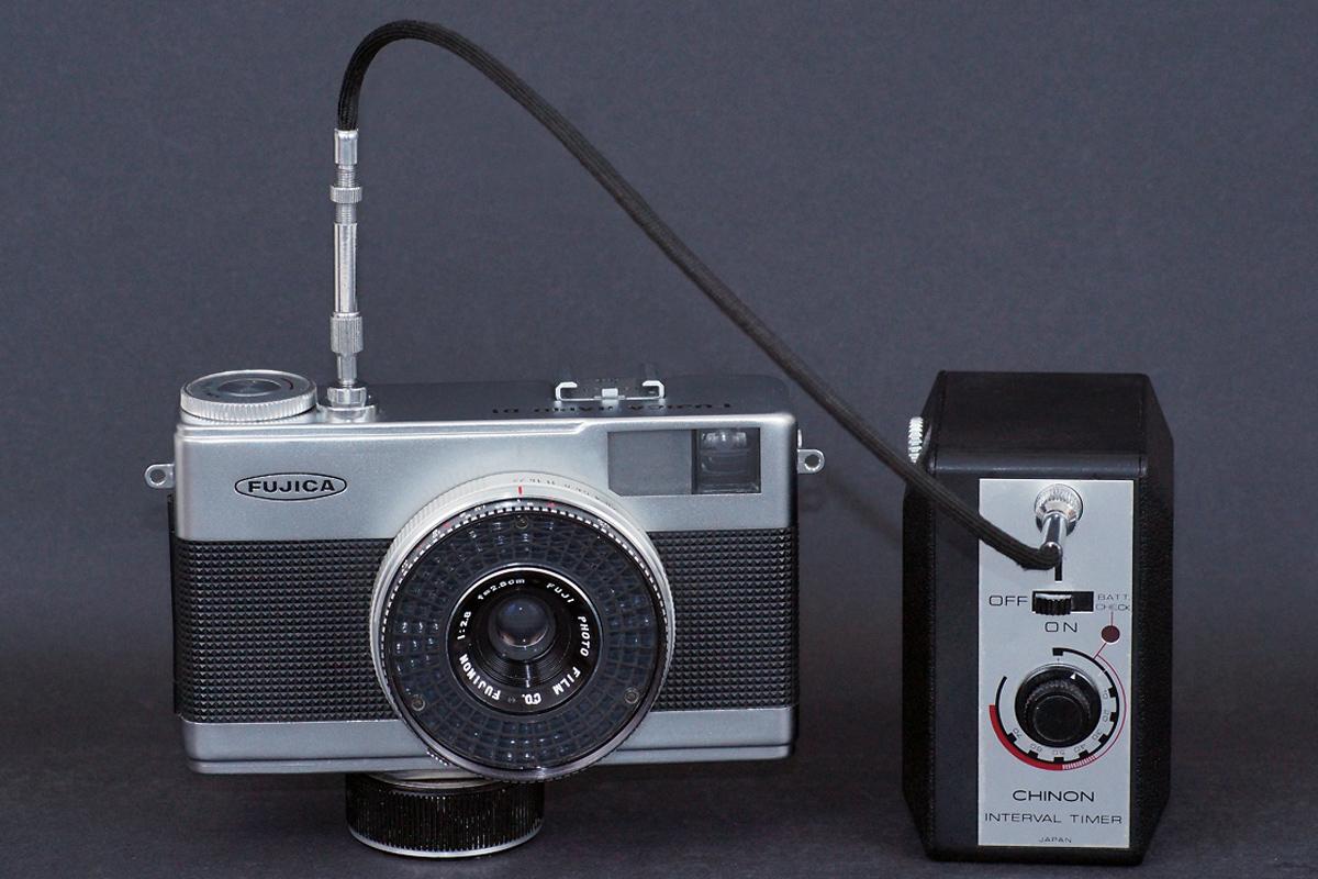 Chinon Interval Timer Foto & Bild | spezial, analog, historisches ...