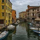 Chioggia auch Klein Venedig genannt