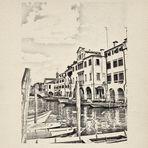 Chioggia- Canale della Vena