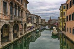 Chioggia die kleine Schwester von Venedig