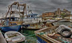 Chioggia - Fischerhafen -