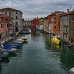 Chioggia - Klein Venedig  wie es früher war .....