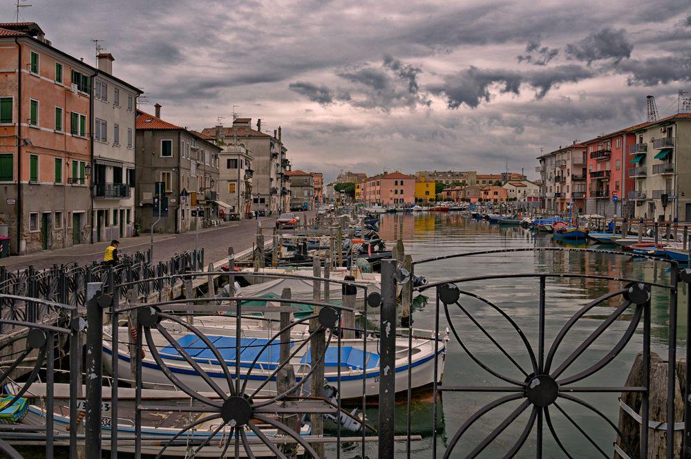 Chioggia  Kleine vergessene Schwester Venedigs
