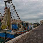 Chioggia Krabbenfischer - Kleinvenedig -