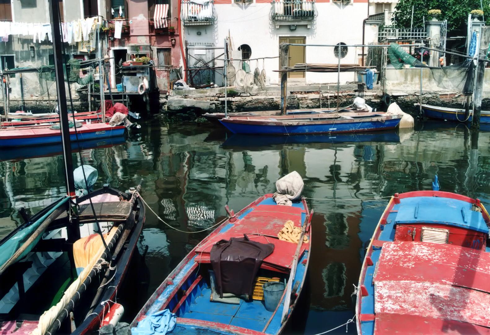 Chioggia - Vecchio canale